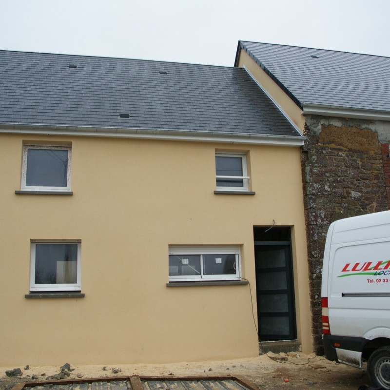 EXTENSION TRAVAUX EXPERT Tessy sur Vire